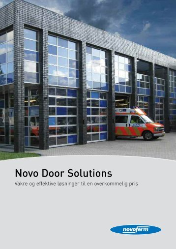 Industriporter - Novoferm Norge