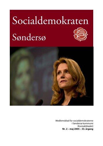 Nr. 2 maj 2005 - Socialdemokraterne på Nordfyn
