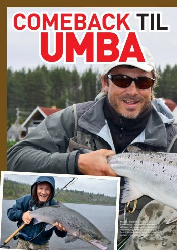 Mr. Kola - alias Steffen Juhl - Flyfishing by Jan Delaporte | www ...