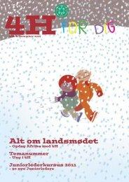 Alt om landsmødet - onlinecatalog.dk