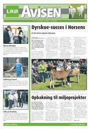 Dyrskue-succes i Horsens - LRØ