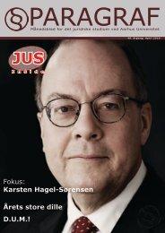 Årets store dille Fokus: Karsten Hagel-Sørensen D.U.M.! - Paragraf