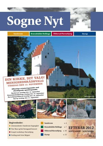 Sognenyt efterår 2012 (september - november) - Sanderum Kirke