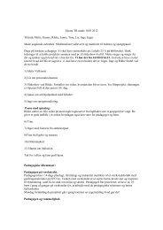 TR-møde den 16. marts 2012 referat - Bupl