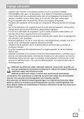 Instruktioner om montering, tilslutning og brug - Hvidt & Frit - Page 3