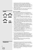 Instruktioner om montering, tilslutning og brug - Hvidt & Frit - Page 6