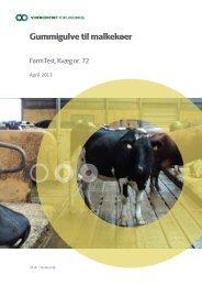FarmTest Kvæg nr. 72 - LandbrugsInfo