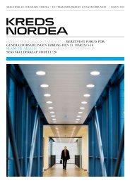 Nr. 1, marts 2007 - Union in Nordea