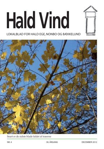 december 2012(farver) - Velkommen til Hald Ege