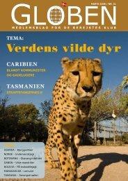 Verdens vilde dyr - De Berejstes Klub