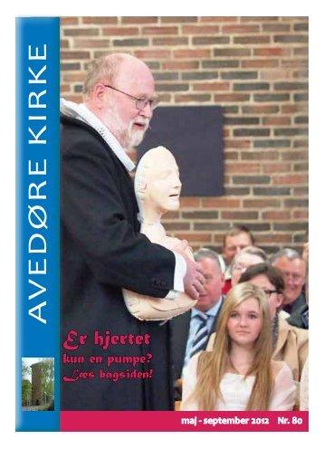Menighedsrådsvalg 2012 - Avedøre-Kirke