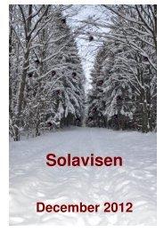 Solavisen - Solgaven i Farum