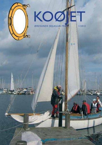 NYT - Øresunds Sejlklub Frem