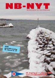 NB NYT Januar 2010 - Nivå Bådelaug - Sejl eller Surf i Nivå ...