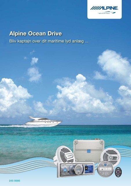 Alpine Ocean Drive