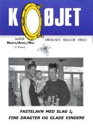 Nr. 2/2008 - Øresunds Sejlklub Frem