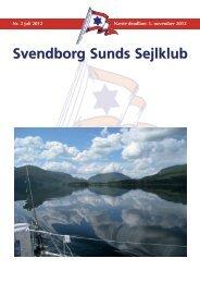 Nr. 2 2012 - Svendborg Sund Sejlklub