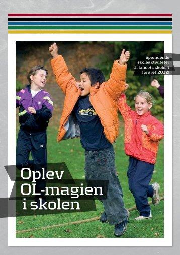 Oplev OL-magien i skolen - Dansk Skoleidræt