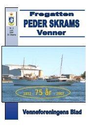 Blad nr. 2 juni 2007 - Peder Skrams Venner