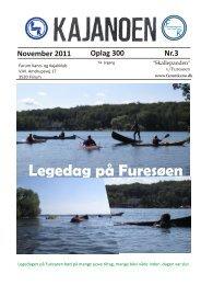 2011-3 - FARUM KANO og KAJAK KLUB