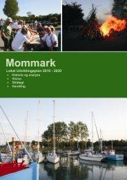 Mommark udviklingsplan - Sønderborg kommune på InfoLand