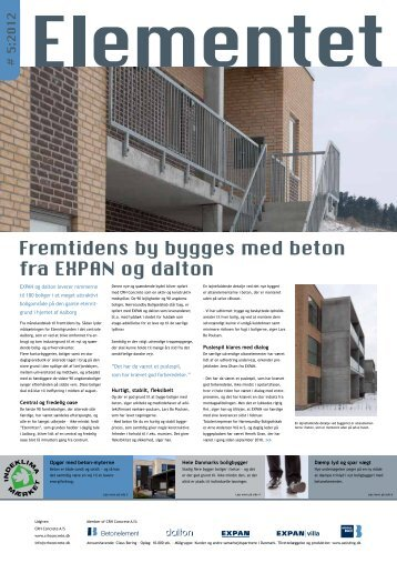 Elementet 5-2012 - CRH Concrete