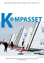 Februar-Marts 2011 - Roskilde Sejlklub