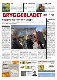 Nr. 10-2009 - Bryggebladet