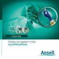 Veilig omgaan met cytostatica - Ansell Healthcare Europe