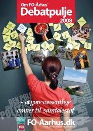 rapporten samlet for 2008 i pdf-format - FO-Aarhus