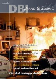 DBI 04 2006.indd - Dansk Brand- og sikringsteknisk Institut