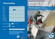 North Sails Trim Cup