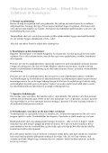 Sikkerhedsinstruks for sejlads – Elbæk Efterskole Friluftstur til ... - Page 2
