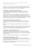 Sikkerhedsinstruks for sejlads – Elbæk Efterskole Friluftstur til ... - Page 3