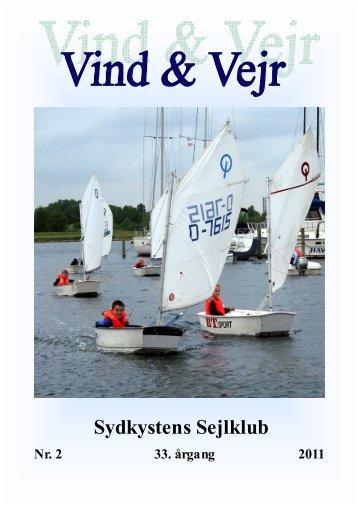 Vind & Vejr nr. 2 - 2011 - Sydkystens Sejlklub
