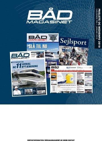 Sejlsport - Bådmagasinet