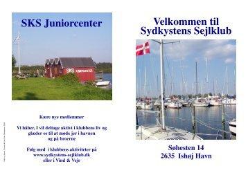 Download brochure - Sydkystens Sejlklub