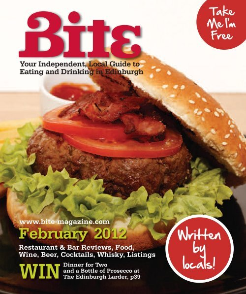 Download February 2012 - Bite Magazine