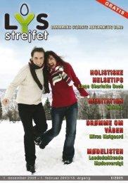 Nr. 6 - 2009 - LYS-strejfet.dk