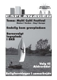Aktivitetshuset PERLEN - Brøndby Strand