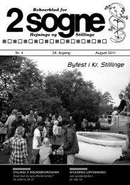 kirkesiderne - Hejninge Stillinge