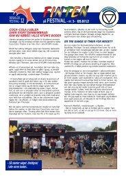 ROSKILDE FESTIVAL - 12 - KFUM's Boldklub Roskilde