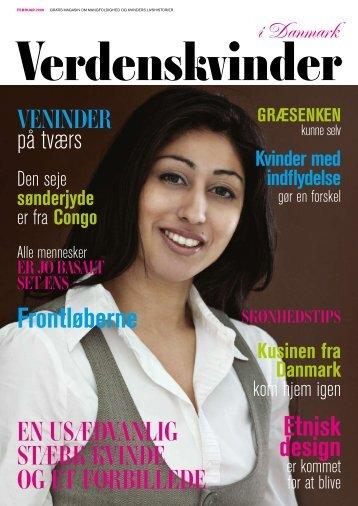 Verdenskvinder i Danmark - Social