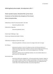 Referat fra bestyrelsesmøde oktober 2012 - Boligselskabet ...