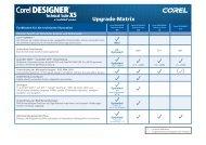 Corel DESIGNER Technical Suite X5 ... - Waltersoftware