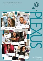 Læs Plexus 42/2 som pdf-fil - School of Pharmaceutical Sciences ...