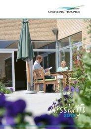 Årsskrift - Svanevig Hospice