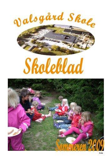 Side - Valsgaard Skole