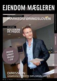 Udgave 5, september måned 2012 - Dansk Ejendomsmæglerforening