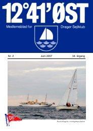 Nr. 2 Juni 2007 34. årgang - Dragør Sejlklub